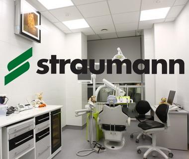 Dantų implantai Straumann